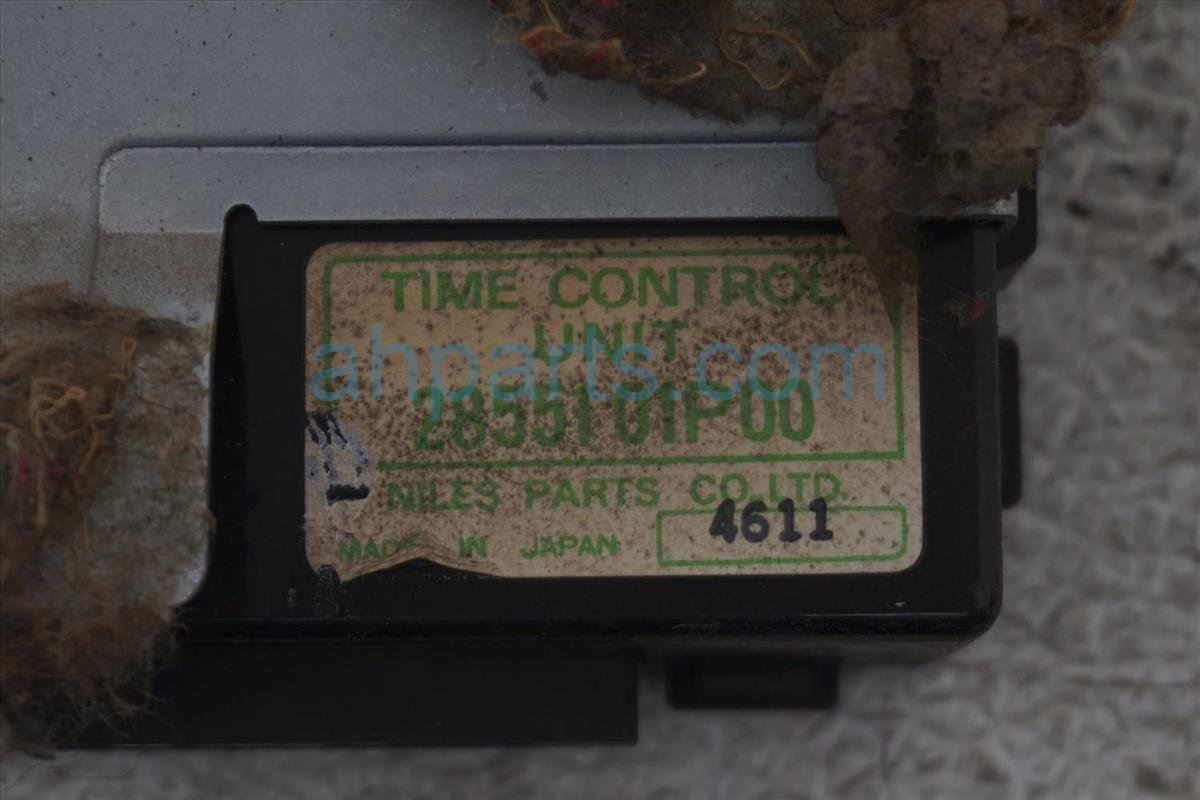 1984 Nissan 300zx Time Control Unit 28551 01P00 Replacement