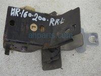 Nissan RR/LH SEAT BELT - GRAY