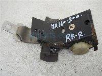 Nissan RR/RH SEAT BELT - GRAY