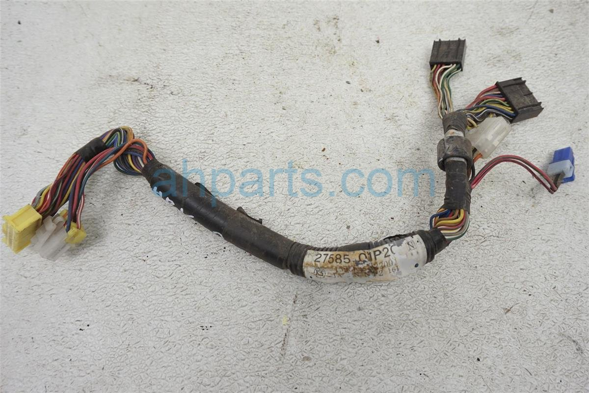 1984 Nissan 300zx Ac Wire Harness 27585 01P20 Replacement