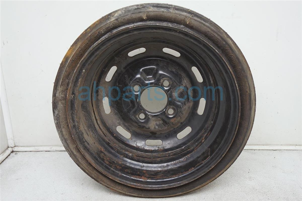 1984 Nissan 300zx Rim Bridgestone 155 90 15 Spare Wheel 40350 01P10 Replacement