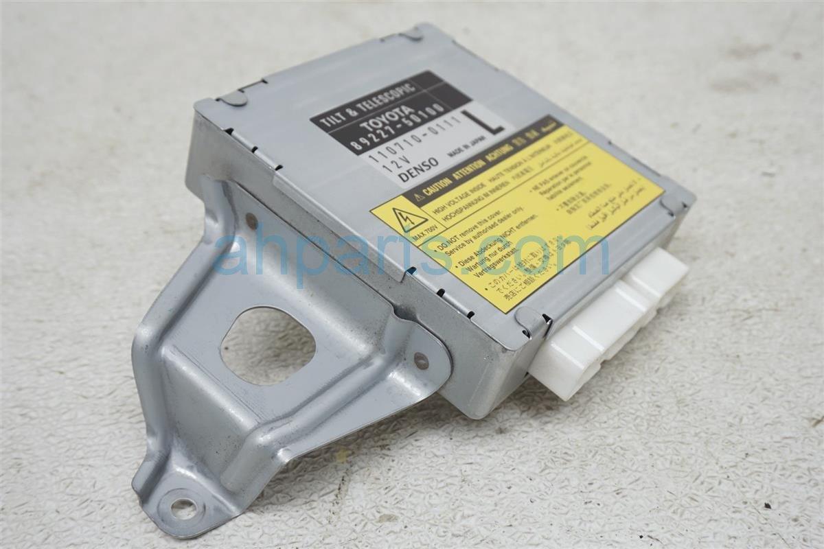 2001 Lexus Ls430 Tilt & Telescopic Control Unit 89227 50100 Replacement