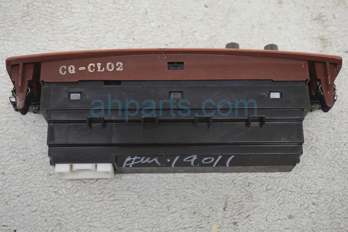 2001 Lexus Ls430 Vsc Off + Seat Temp Control Switch 84988 50270 Replacement