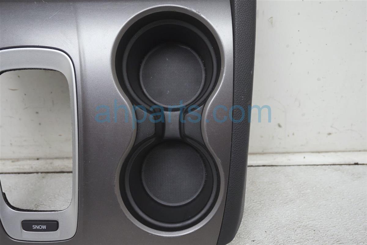 2016 Honda Pilot Console Shift Bezel Trim Panel Black 77295 TG7 A12ZB Replacement