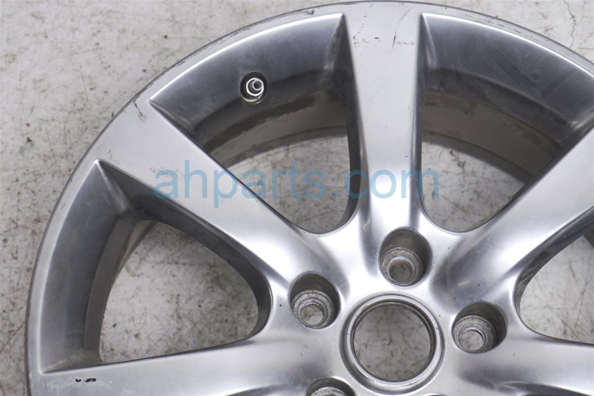 2006 Infiniti G35 Front Passenger Wheel Rim 17x7 Gunmetal 7spoke 40300 7W025 Replacement