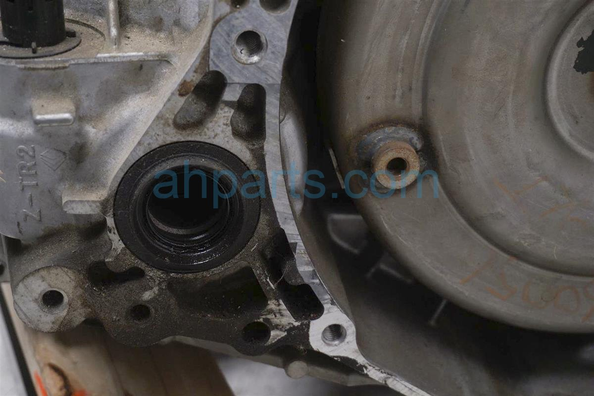 2006 Nissan Altima At Transmission Replacement