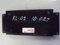2002 Acura RL AMPLIFIER 39186 SZ3 A01 39186SZ3A01 Replacement