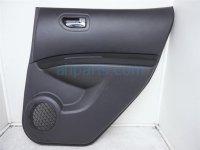 $100 Nissan RR/RH DOOR PANEL (TRIM LINER) BLACK