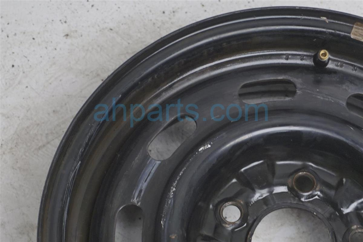 1999 Mercury Villager Wheel Rim 15x5 1/2 Steelie   Blk Replacement