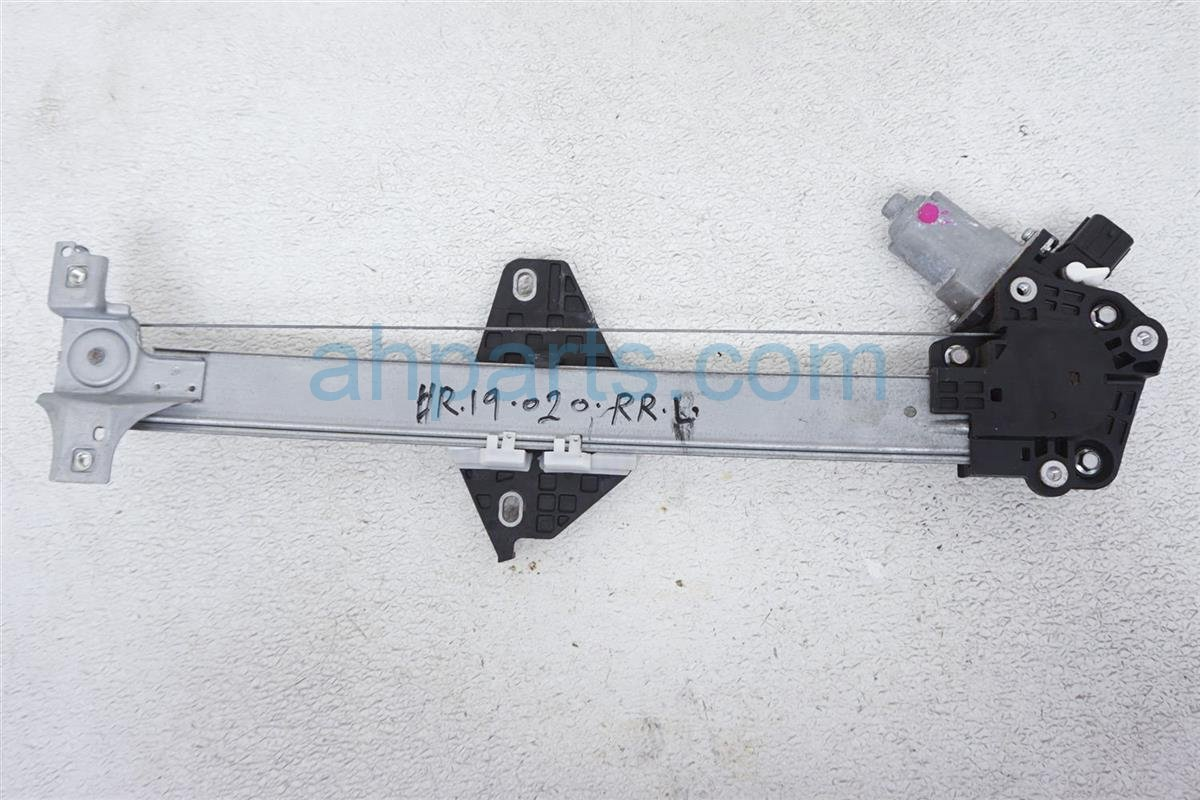2010 Honda Civic Rear Driver Window Regulator & Motor 72750 SNA A02 Replacement