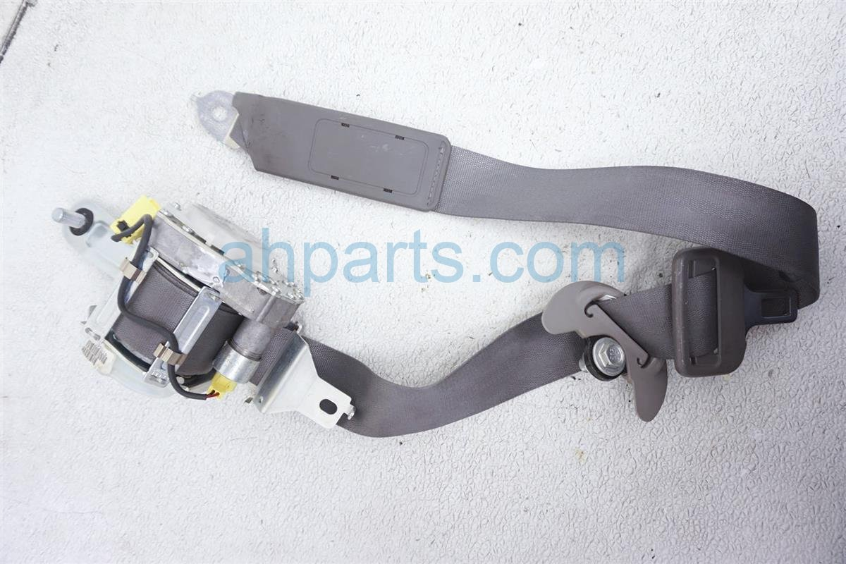 2010 Honda Civic Front Passenger Seat Belt Gray 04814-SNA-A01ZF Replacement