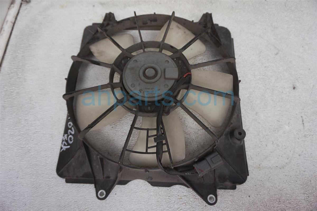 2010 Honda Civic Cooling Radiator Fan Assembly 19030 RNA A51 Replacement
