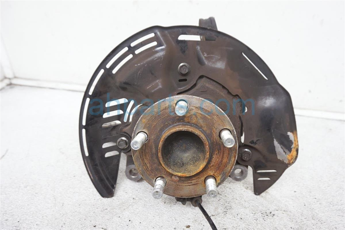 2016 Scion FR S Hub Front Driver Spindle Knuckle SU003 00782 Replacement
