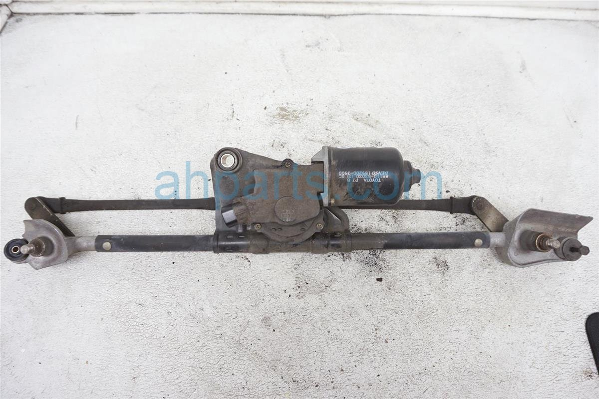 2001 Lexus Is300 Front Windshield Arms Wiper Motor Assy 85110 53030 Replacement