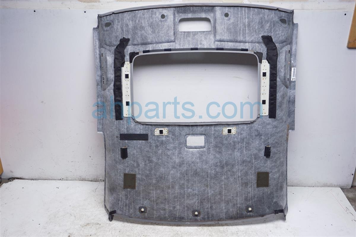 2006 Honda Civic Roof Headliner   Gray 83200 SVA A23ZA Replacement