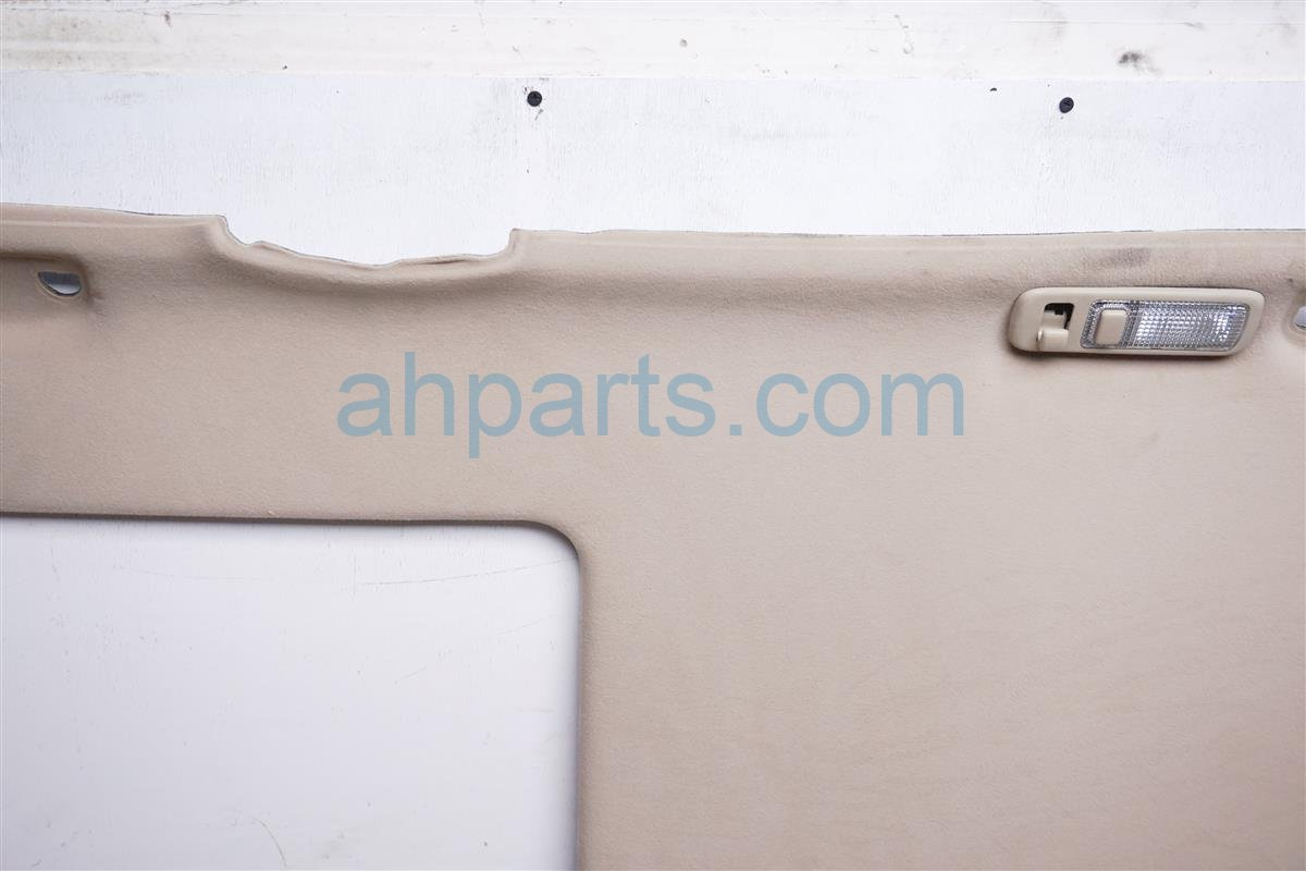 2001 Lexus Ls430 Roof Headliner Assy   Tan 63310 50040 A0 Replacement