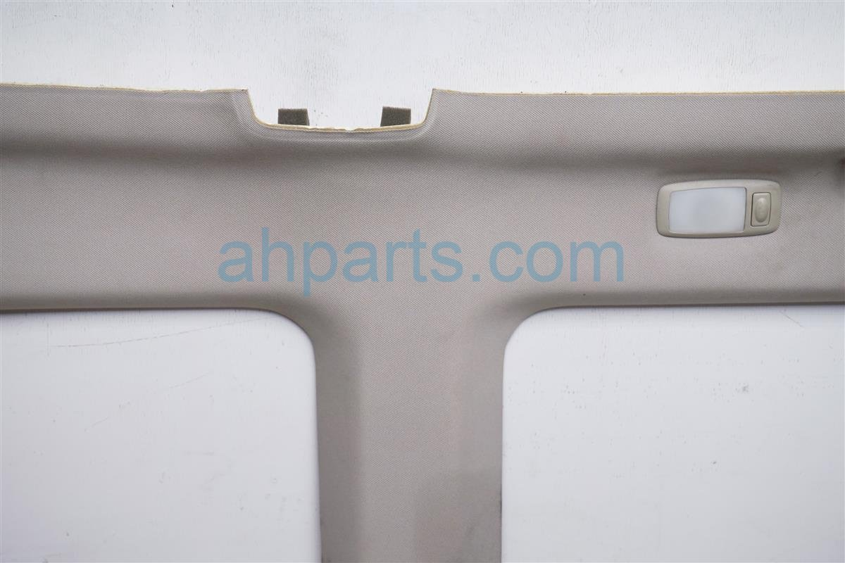 2011 Nissan Maxima Roof Headliner Assy  Gray 739B0 ZY70D Replacement