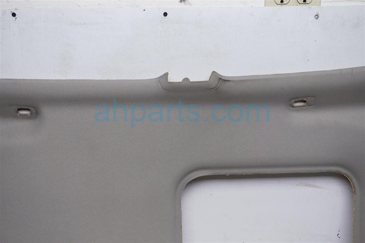 2006 Nissan Altima Roof Headliner Assy   Gray 73910 ZB070 Replacement