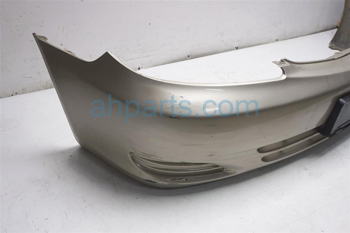 Sold 2003 Toyota Camry Front Bumper Cover Gold Scratches 52119 AA904 Replacement