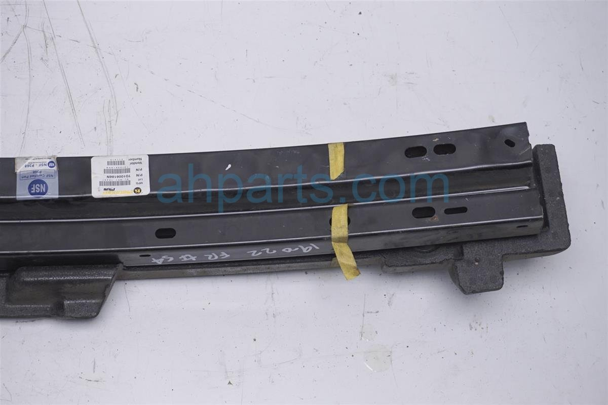 2003 Toyota Camry Bumper / Beam Front Reinforcement Bar + Absorber 52021 AA020 Replacement