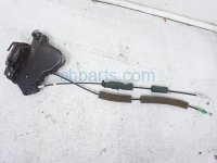 $75 Toyota 4DR FR/RH DOOR LATCH ACTUATOR LOCK