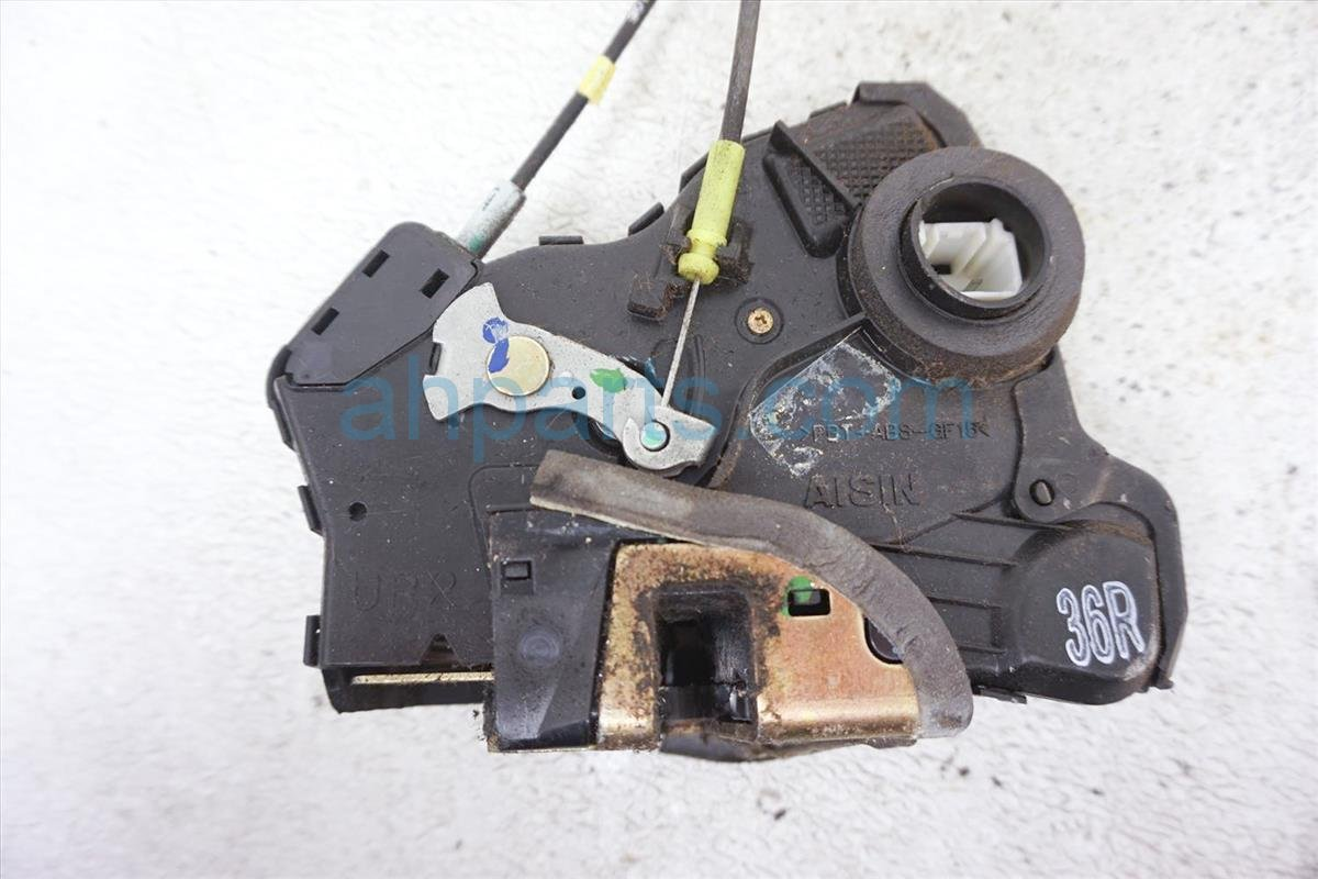 2003 Toyota Camry 4dr Front Passenger Door Latch Actuator Lock 69030 AA050 Replacement