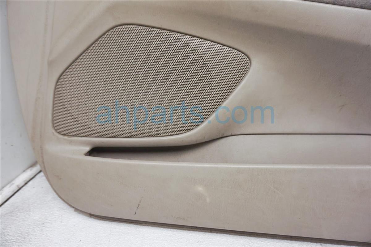 2003 Toyota Camry Front Passenger Door Panel (trim Liner) Tan 67610 AA422 E0 Replacement