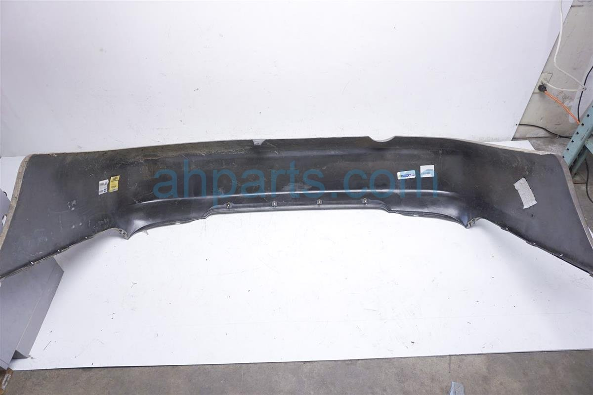 2003 Toyota Camry Rear Bumper Cover Gold Aft Replacement