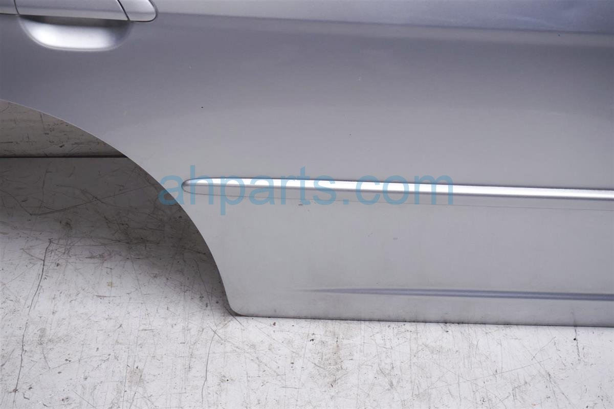 2003 Honda Civic Rear Passenger Door   Shell Only Silver 67510 S5D A92ZZ Replacement