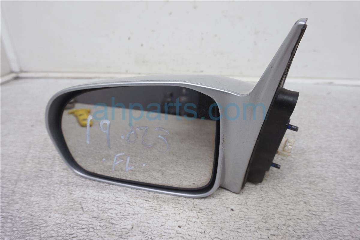 2003 Honda Civic Driver Side Rear View Mirror Gray 76250 S5D A21ZE Replacement
