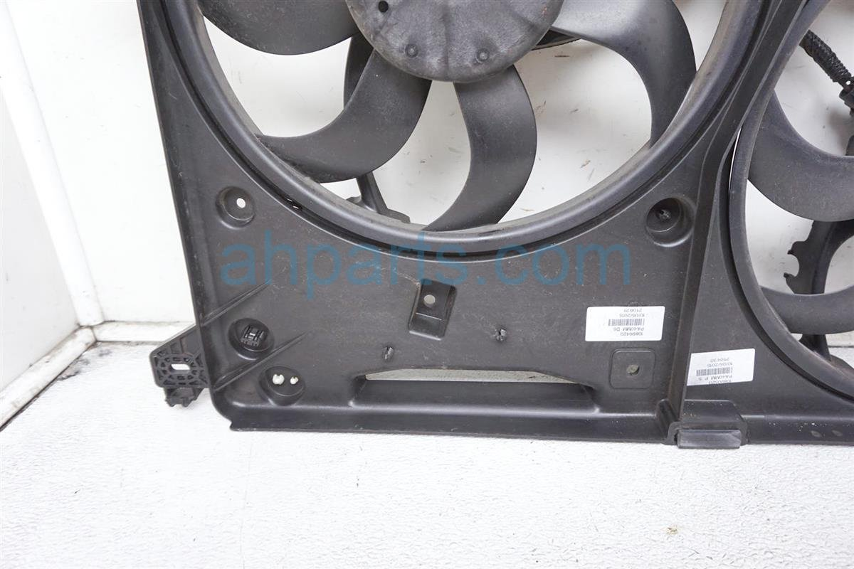2016 Ford Fusion Cooling Motor And Fan Assy DG9Z 8C607 J Replacement