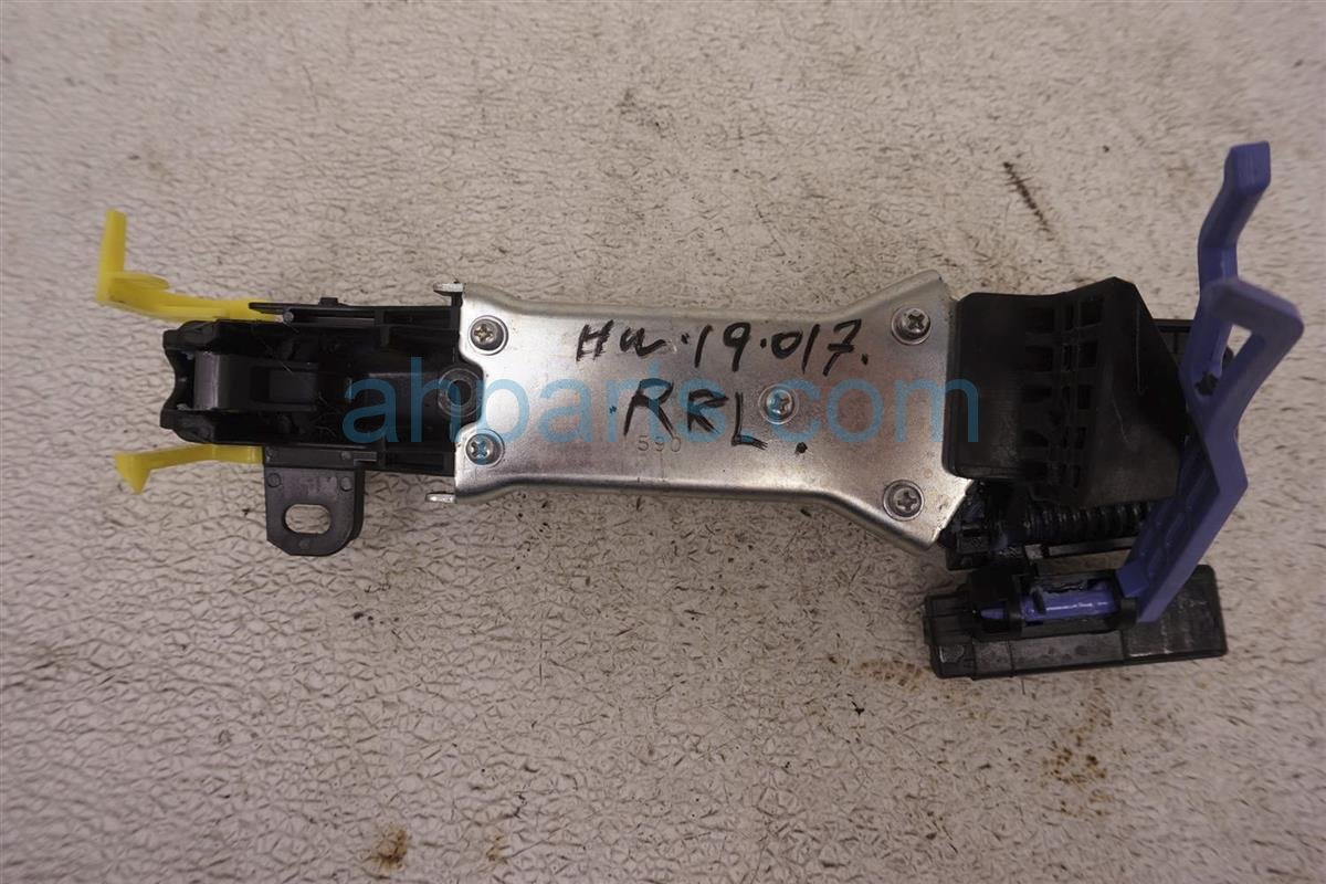 2012 Toyota Prius Outside/exterior Rear Driver Outer Door Handle   Blue 69204 47020 Replacement