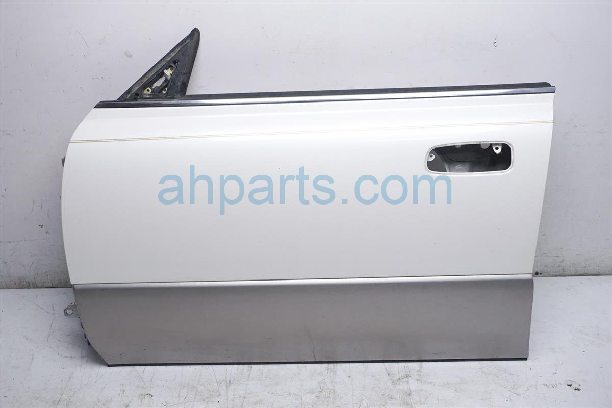 1994 Lexus Es300 Front Driver Door   Shell White Replacement