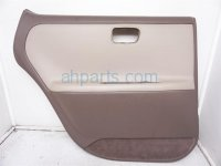 $50 Lexus RR/LH DOOR PANEL (TRIM LINER) TAN