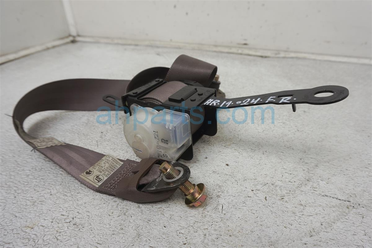 1994 Lexus Es300 Front Passenger Seat Belt Tan 73210 33013 C0 Replacement
