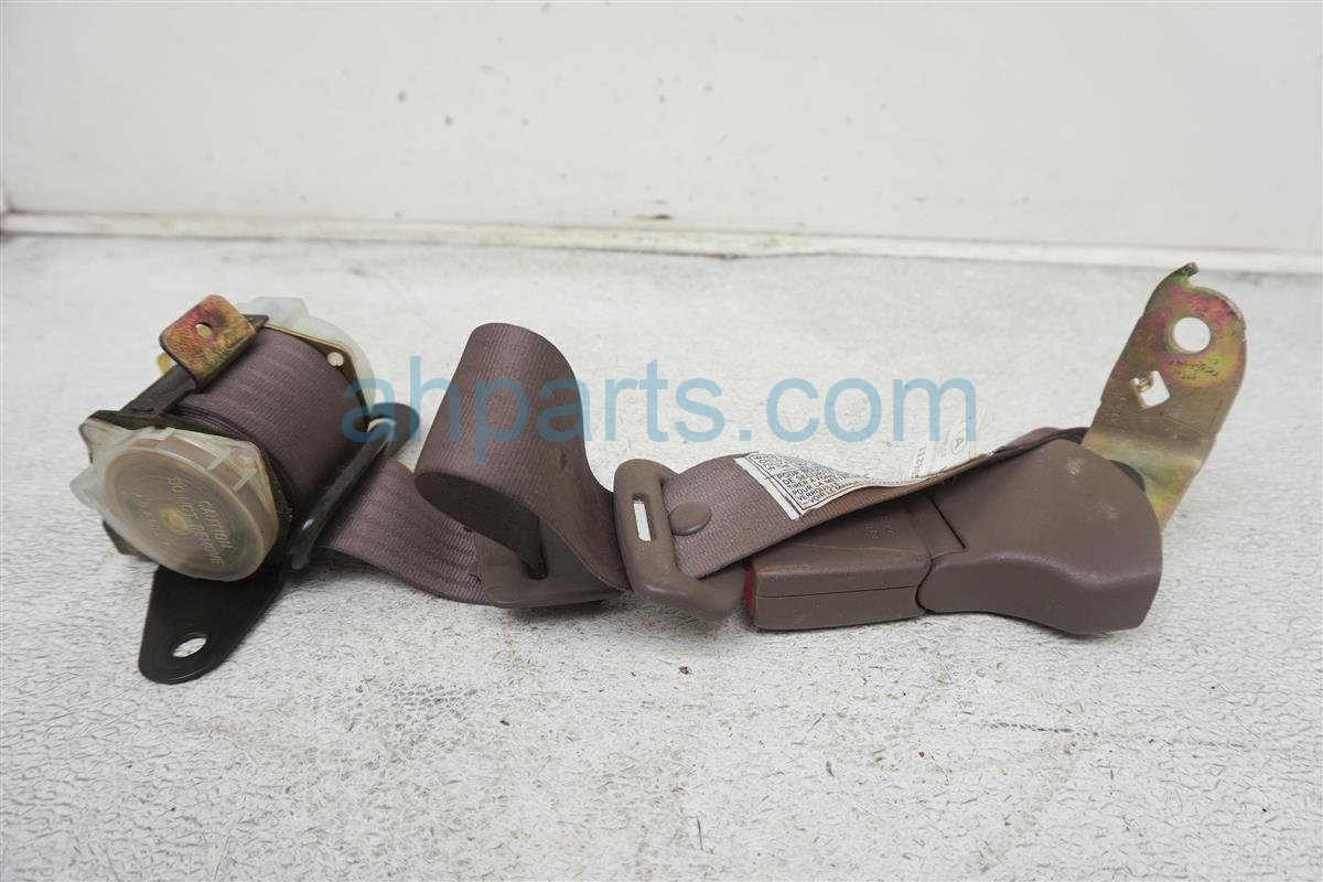 1994 Lexus Es300 Rear Driver Seat Belt  tan 73370 33014 C0 Replacement