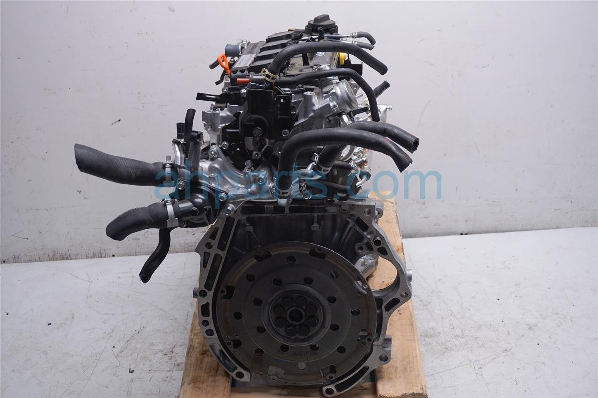 2018 Honda Accord Motor / Engine  miles=check 10002 6A0 A00 Replacement