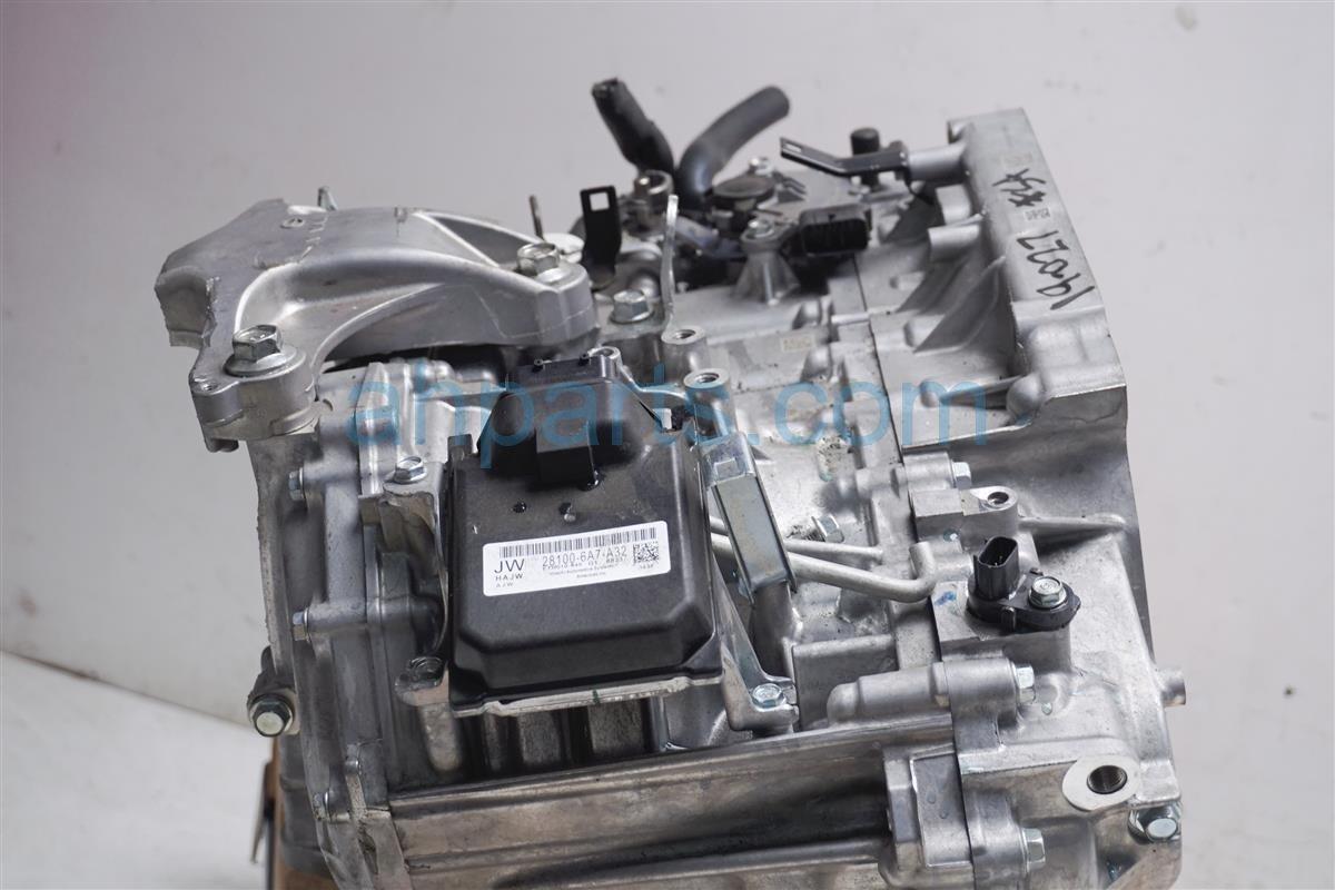 2018 Honda Accord At Transmission   Miles=check Replacement