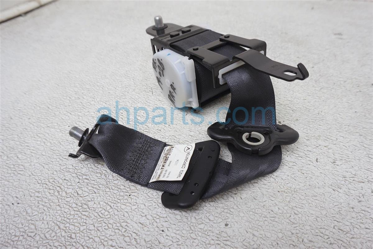 2006 Acura RSX Rear Passenger Seat Belt Black 04824 S6M A02ZA Replacement