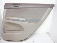 $75 Toyota RR/RH DOOR PANEL TRIM LINER - TAN