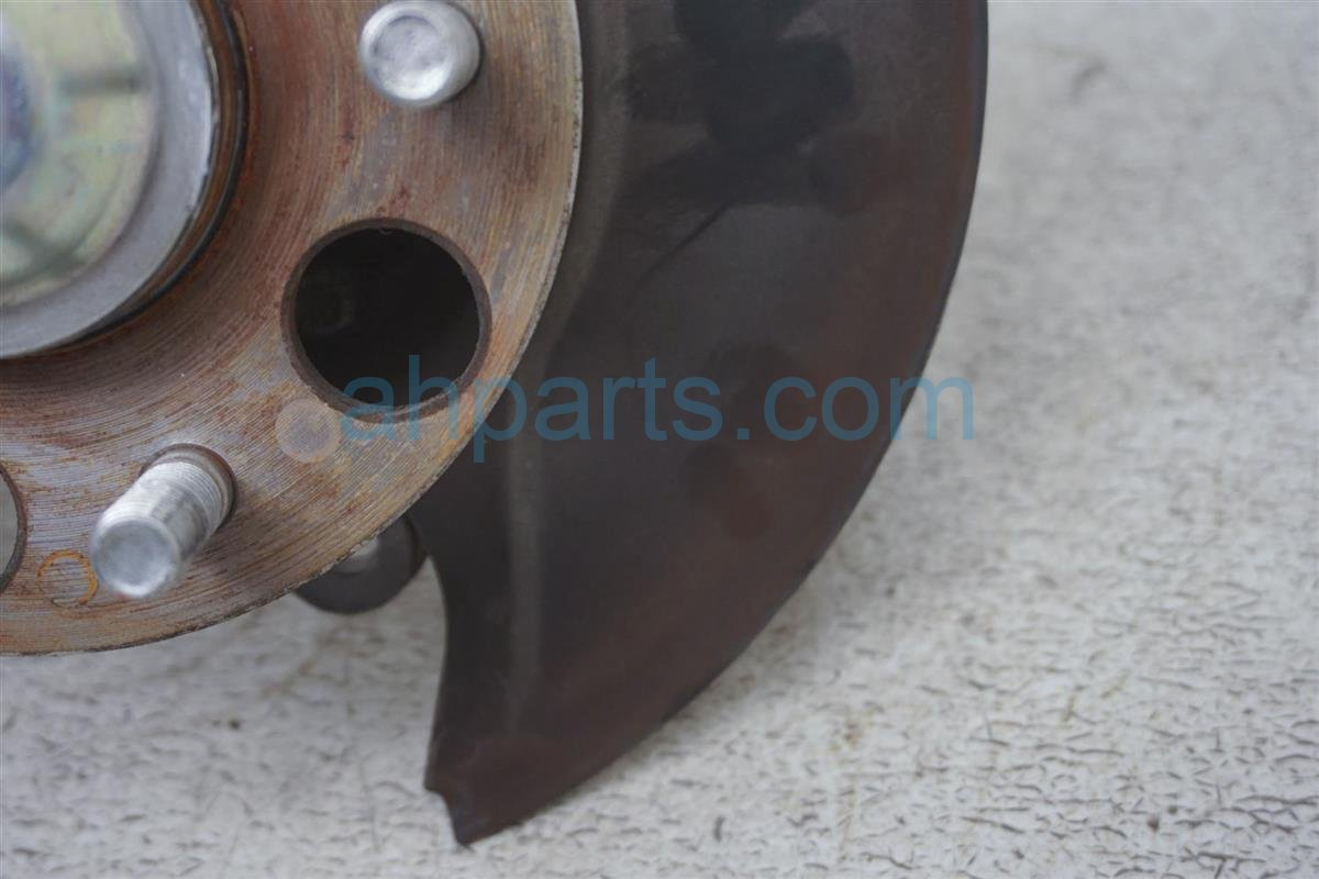 2006 Acura RSX Axle Stub Rear Driver Spindle Knuckle 52215 S6M A50 Replacement