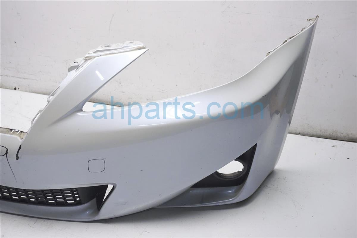 2011 Lexus Is 250 Front Bumper Cover  has Damage White 52119 53981 Replacement
