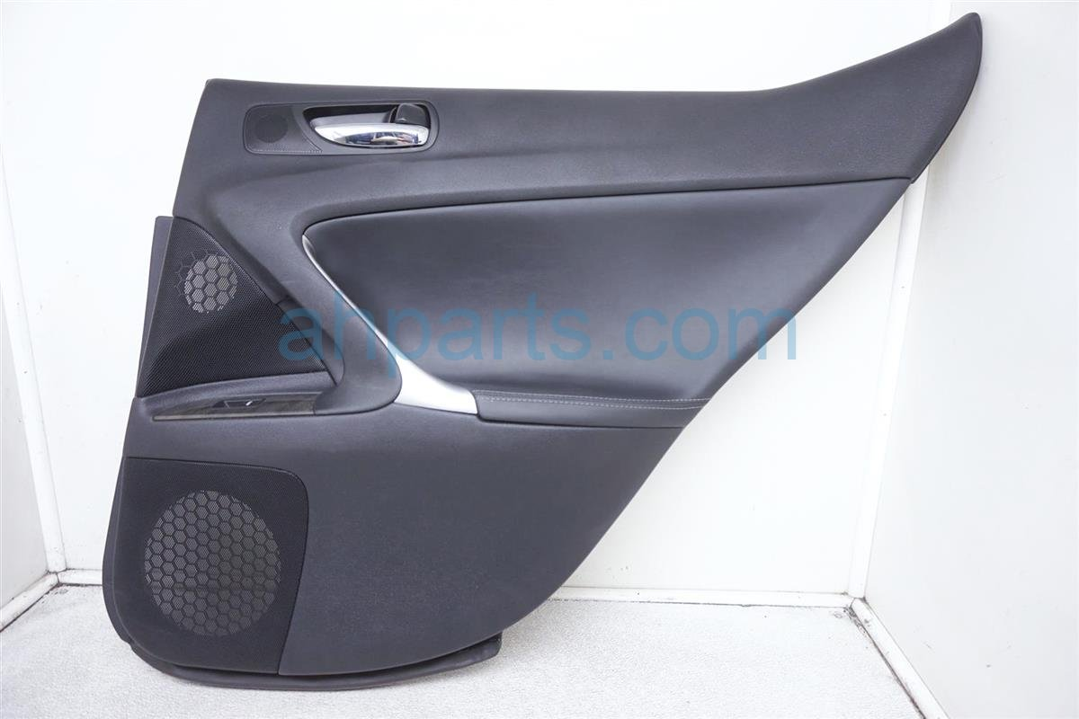 2011 Lexus Is 250 Rear Passenger Door Panel (trim Liner) Black 67630 53500 C6 Replacement