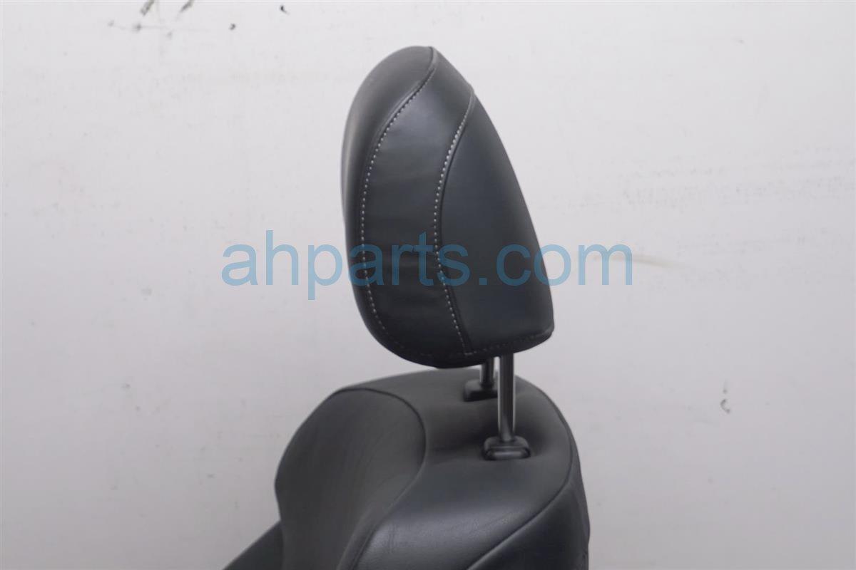 2011 Lexus Is 250 Front Passenger Seat Black 71200 53V40 C4 Replacement