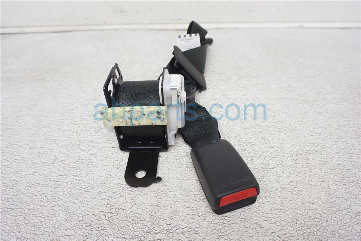 2011 Lexus Is 250 Rear Mid Seat Belt Black 73470 53080 C1 Replacement