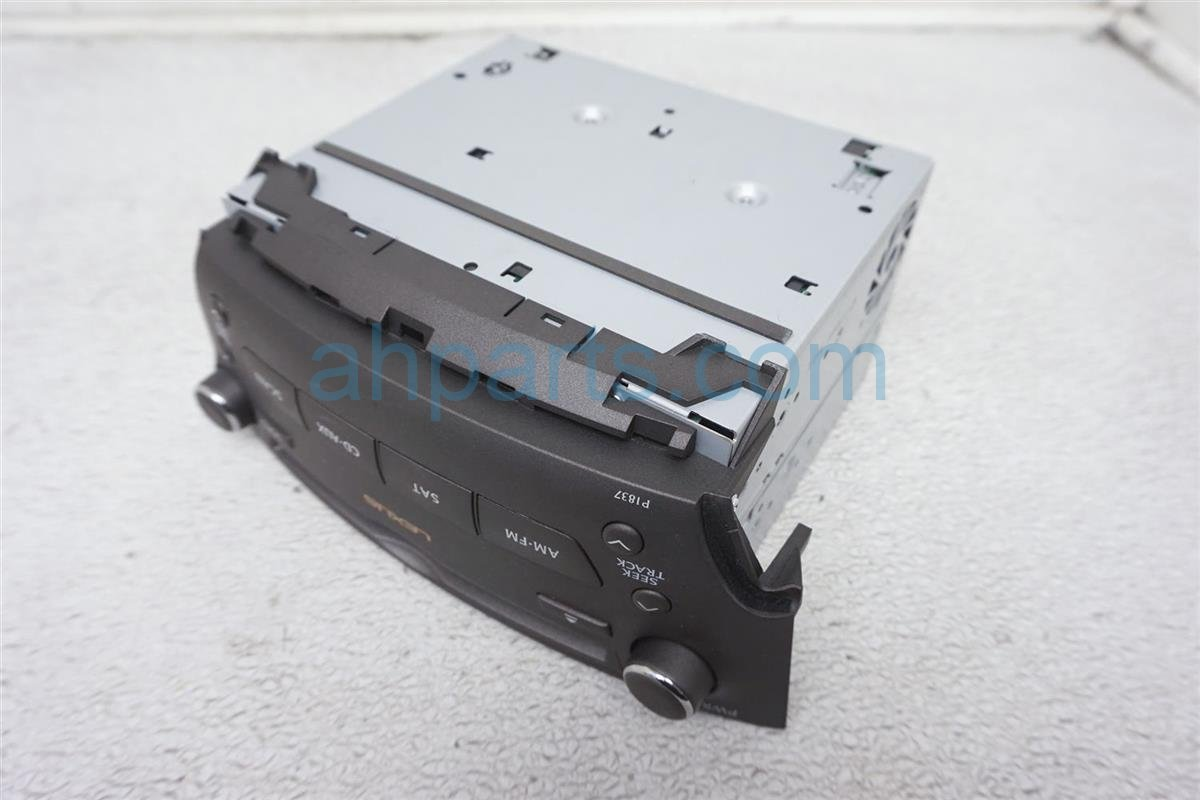2011 Lexus Is 250 Am/fm/cd Radio Player 86120 53A10 Replacement