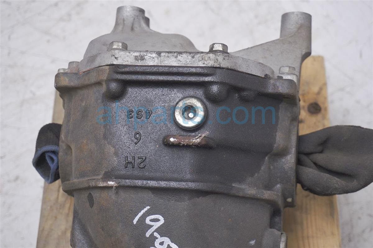 2011 Lexus Is 250 Rear Differental 41110 53224 Replacement