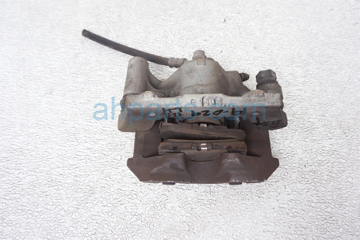 2011 Lexus Is 250 Rear Passenger Brake Caliper Replacement