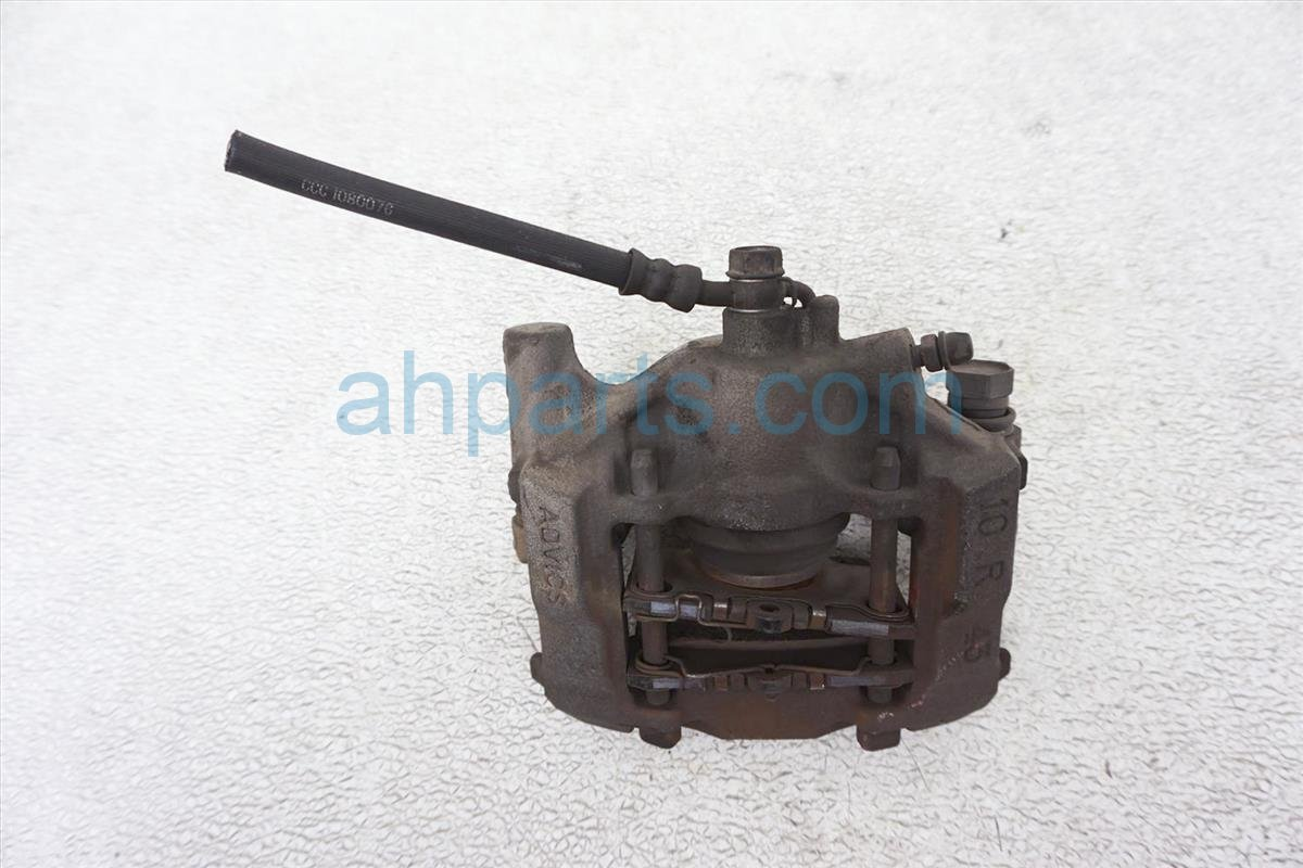 2011 Lexus Is 250 Rear Driver Brake Caliper Replacement