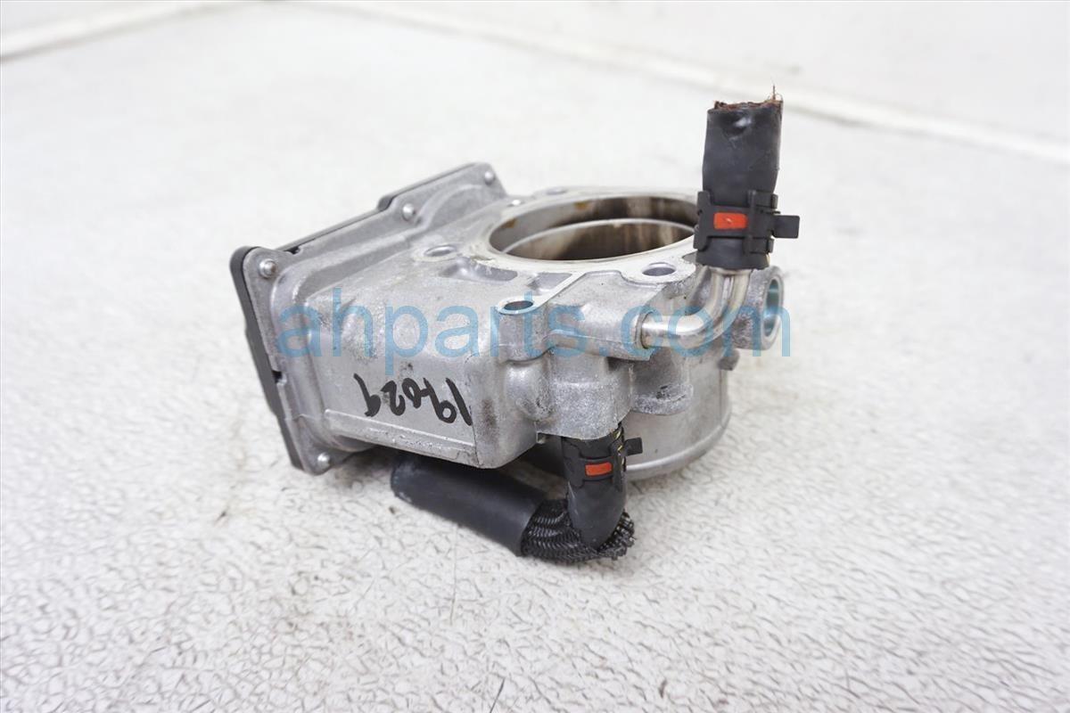 2011 Lexus Is 250 Throttle Body 22030 31020 Replacement